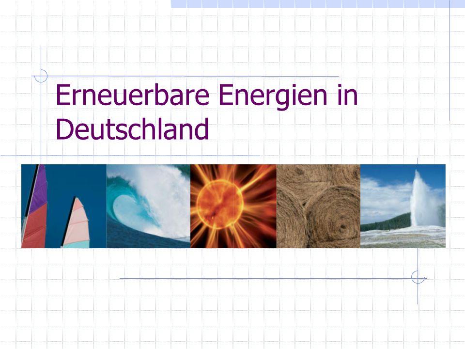 Referenten: Eeva Wiegand & Shireen Mauerhoff Was sind erneuerbare Energien.