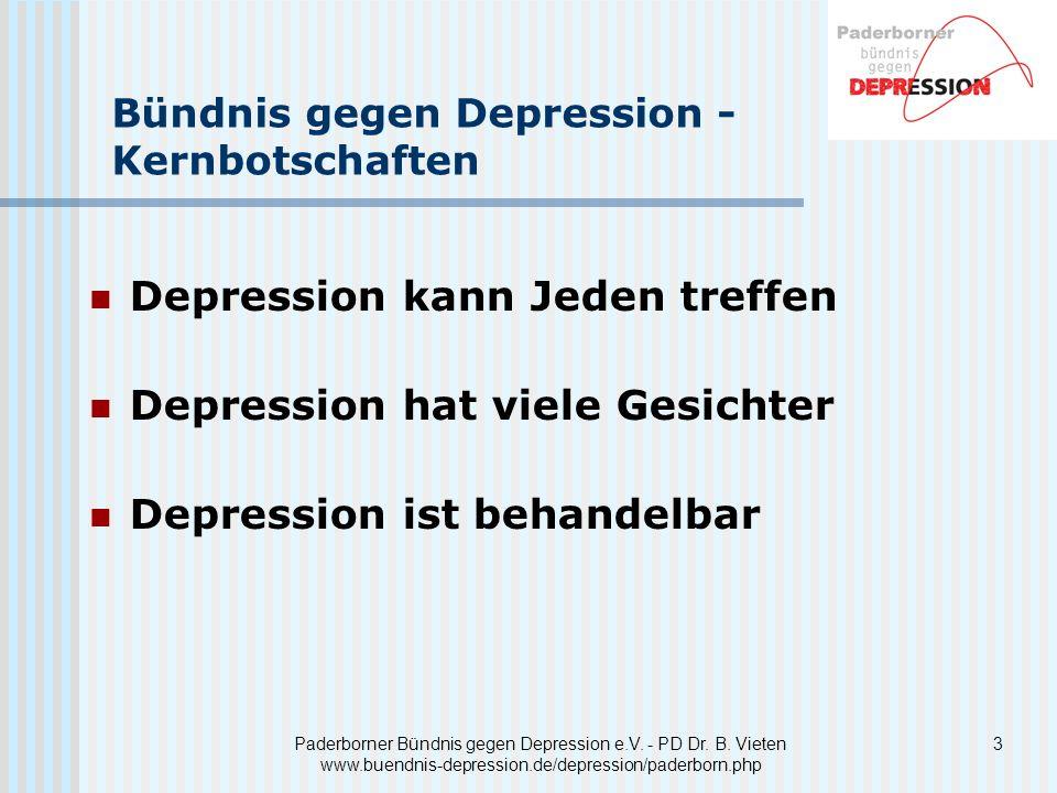 3 Paderborner Bündnis gegen Depression e.V.- PD Dr.