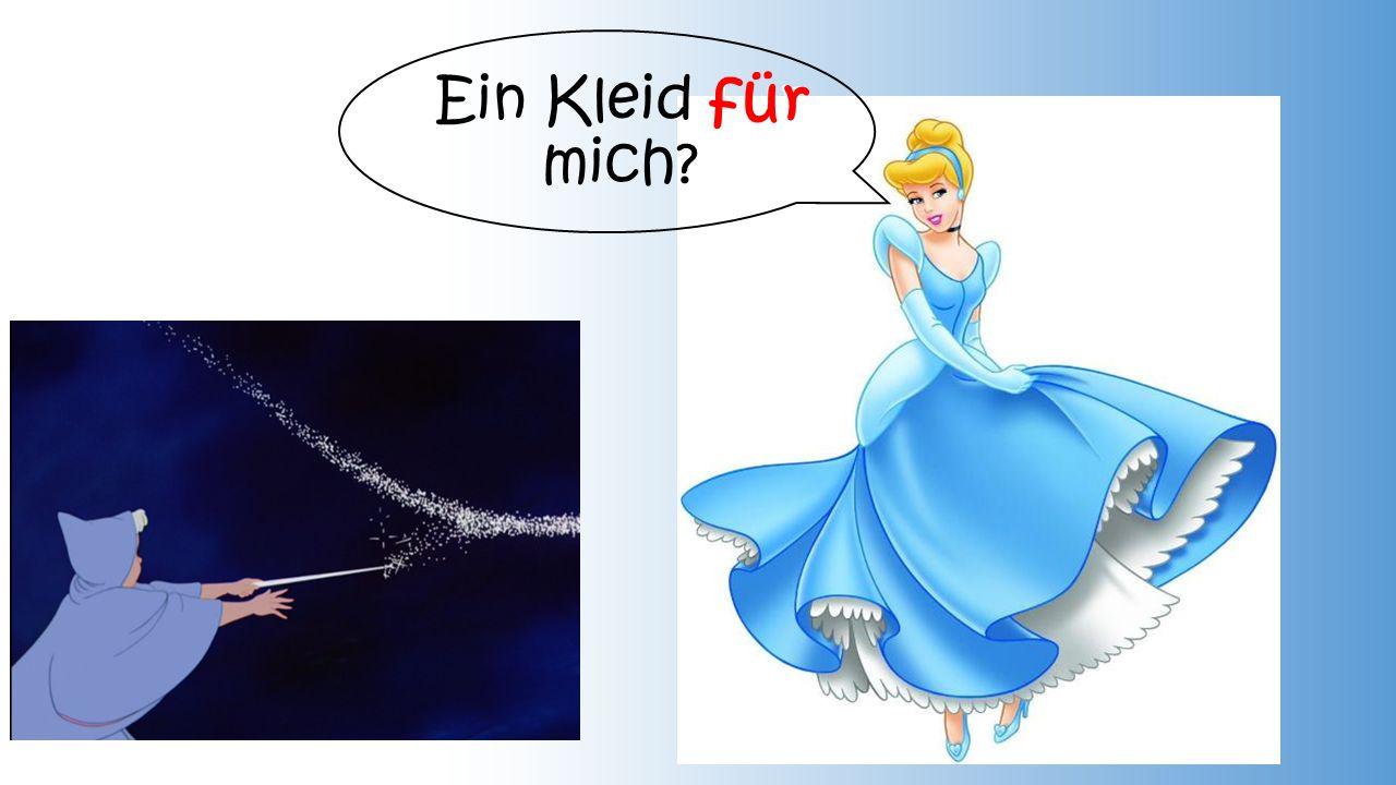 Ein Kleid für mich? http://www.youtube.com/watch?v=hPsNtIzb4bI für