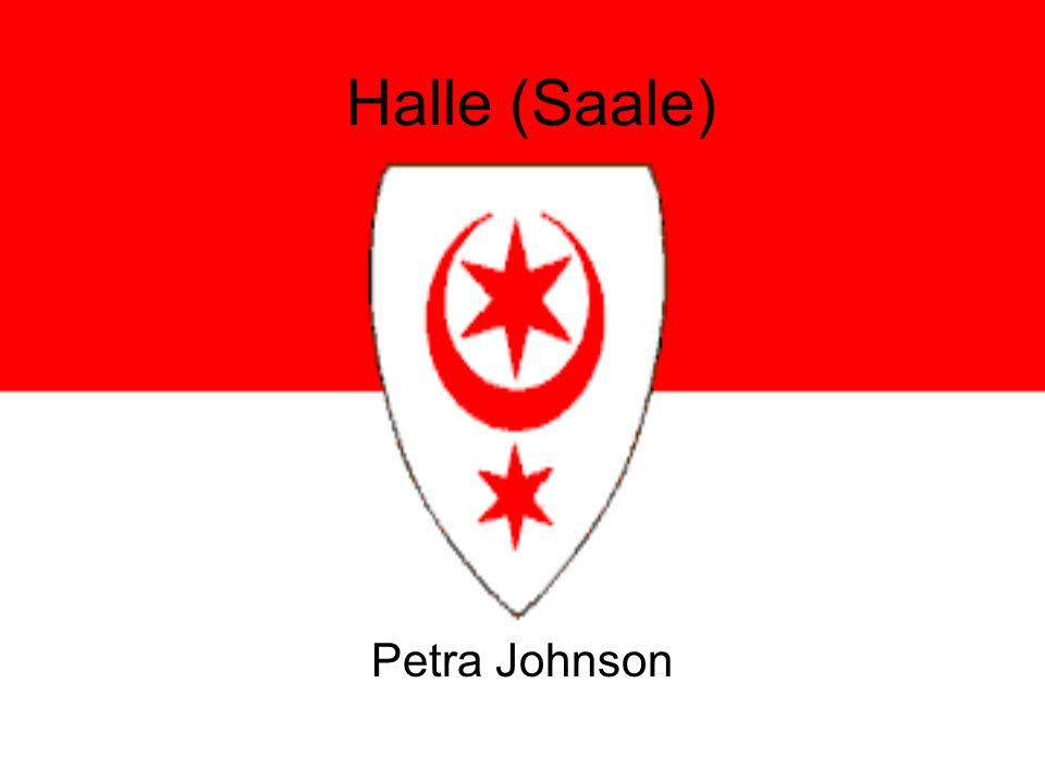 Halle (Saale) Petra Johnson