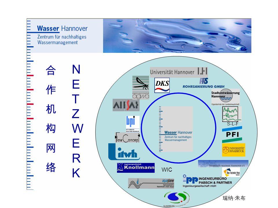 瑞纳 · 朱布 S-L-F WIC NETZWERKNETZWERK 合作机构网络合作机构网络
