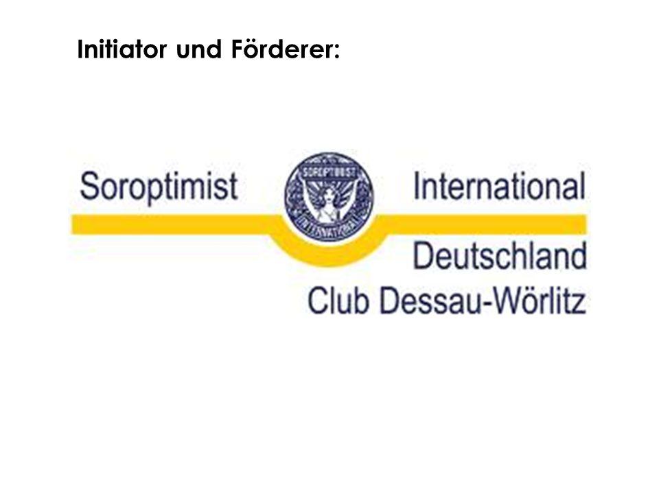Initiator und Förderer: