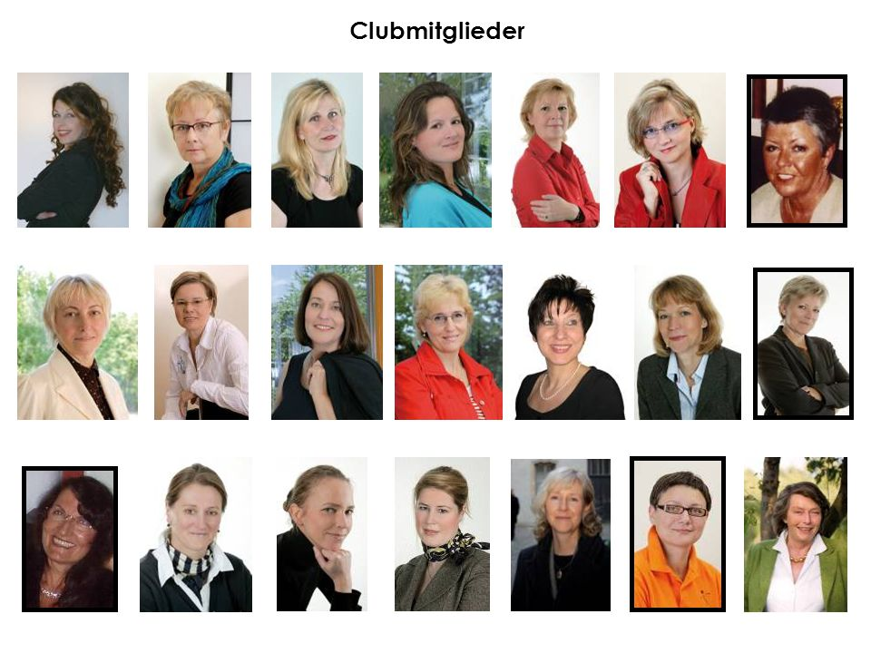 Clubmitglieder