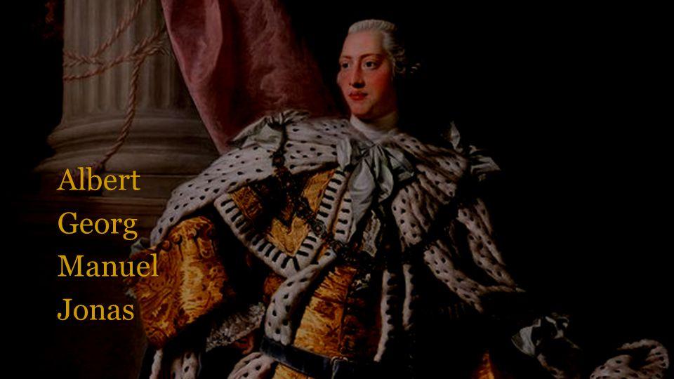 4. Wie ist der richtige Name von dem König Georg IV ?