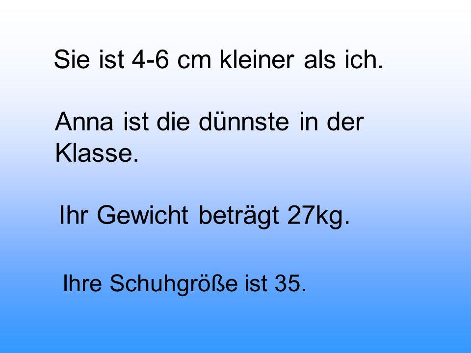 Anna wohnt in Hittisau-Bolgenach. Sie hat 2 Schwestern und ihre Mama bekommt ein viertes Kind.