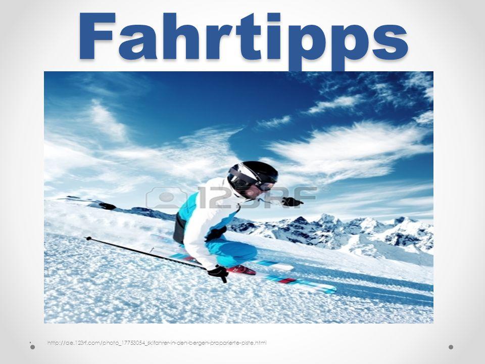 Fahrtipps Rocker-Ski - neues Material = neue Technik.