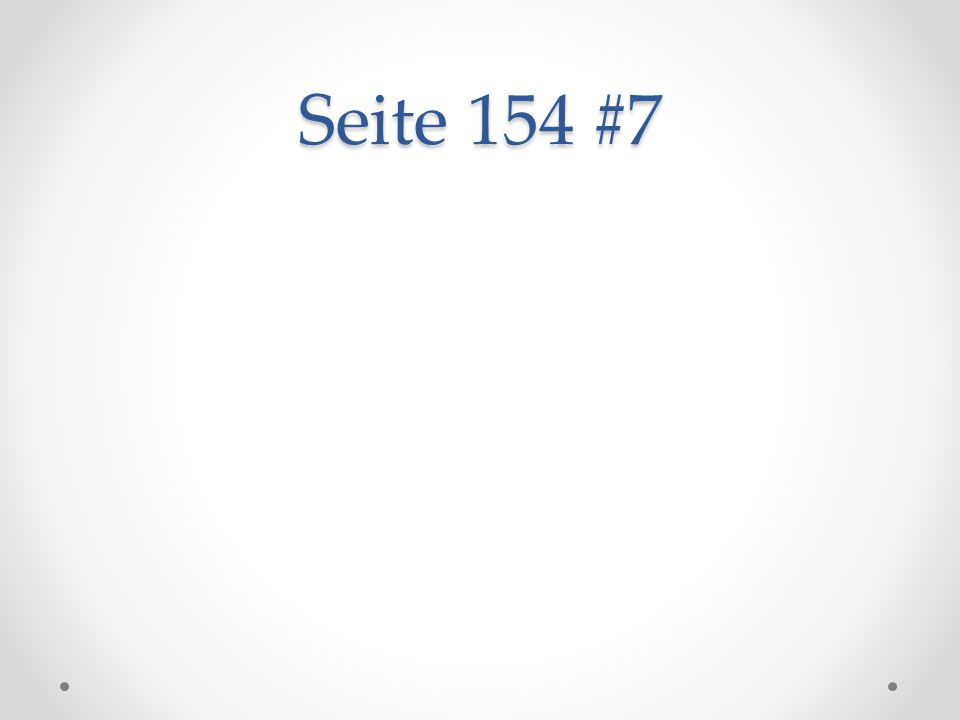 Seite 154 #7