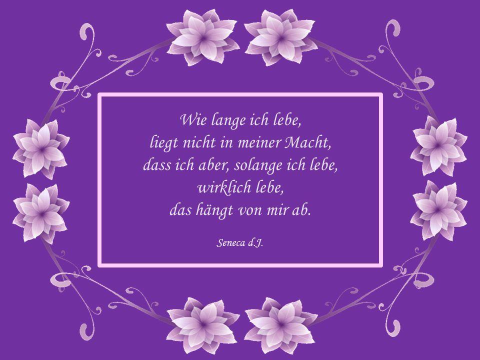 Hab keine Angst vor dem Leben. Glaube, dass das Leben lebenswert ist und dein Glaube wird dir helfen, dass es wahr wird. William James
