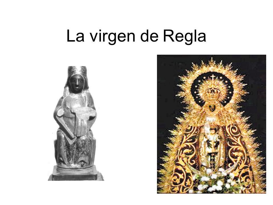 La virgen de Regla