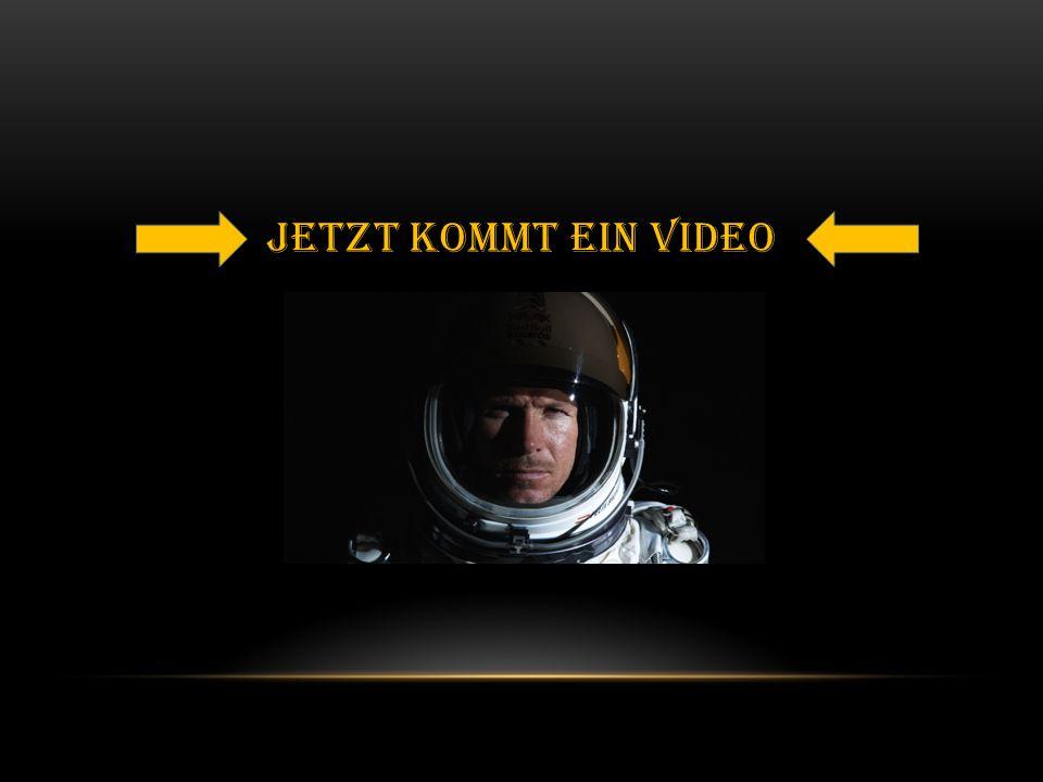JETZT KOMMT EIN VIDEO
