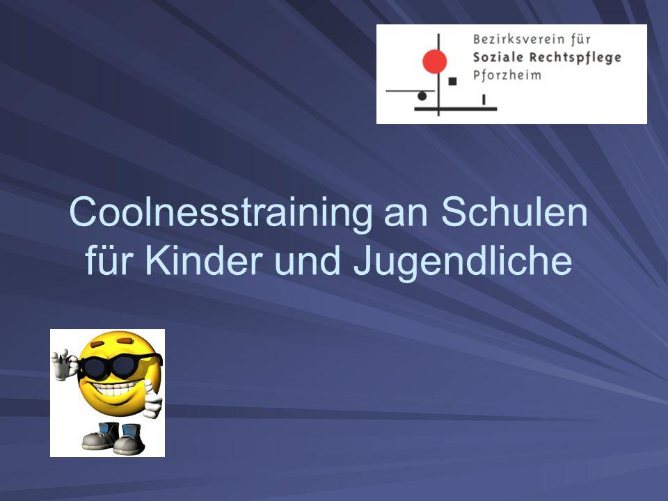 Coolnesstraining an Schulen für Kinder und Jugendliche
