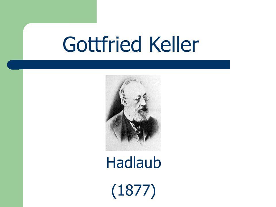 Gottfried Keller Hadlaub (1877)