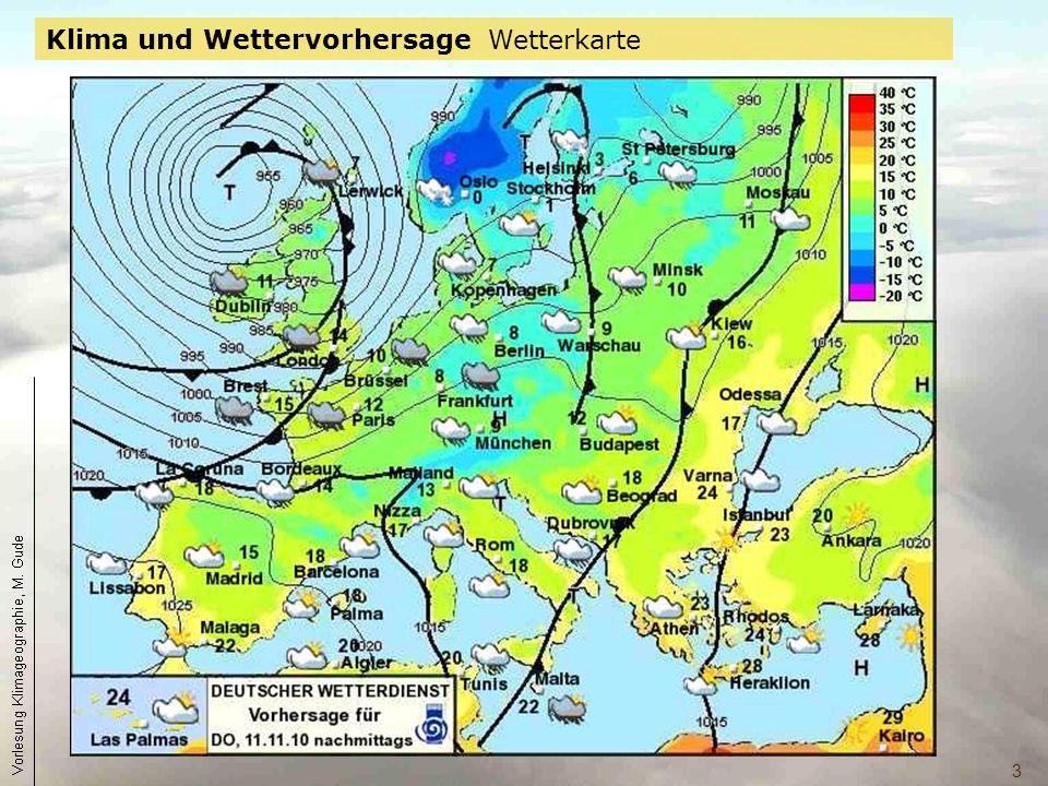 24 Planetarische Zirkulation mittlere saisonale Druck- und Windverhältnisse