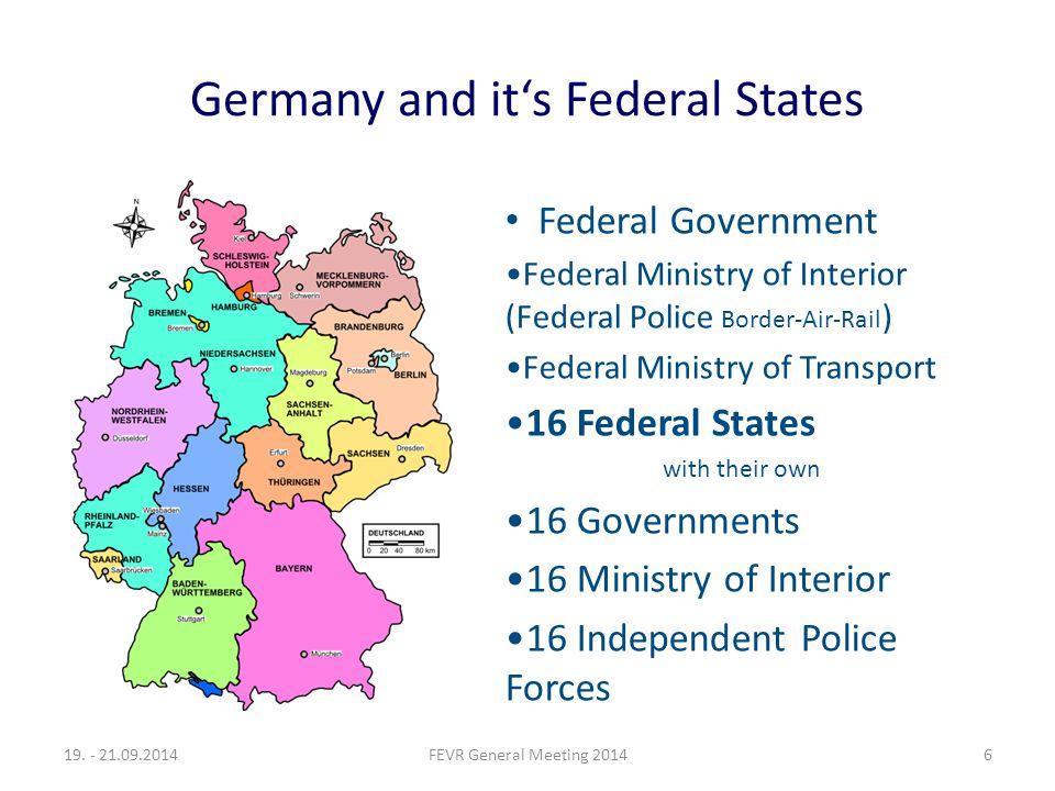 Umbrella Association German Umbrella Association for all regional victims institution / organisations.