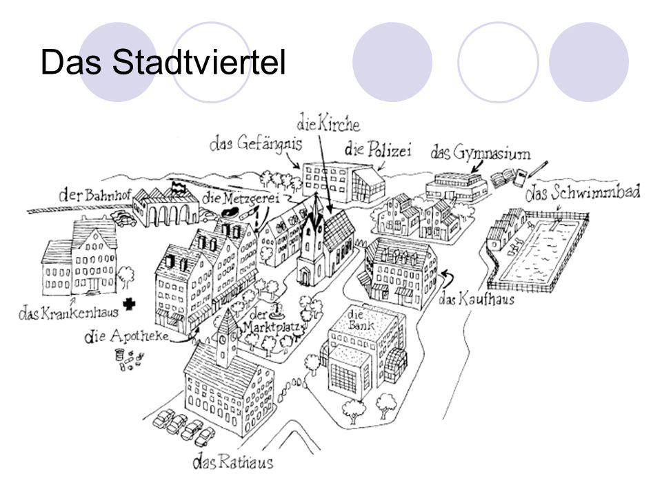 Das Stadtviertel