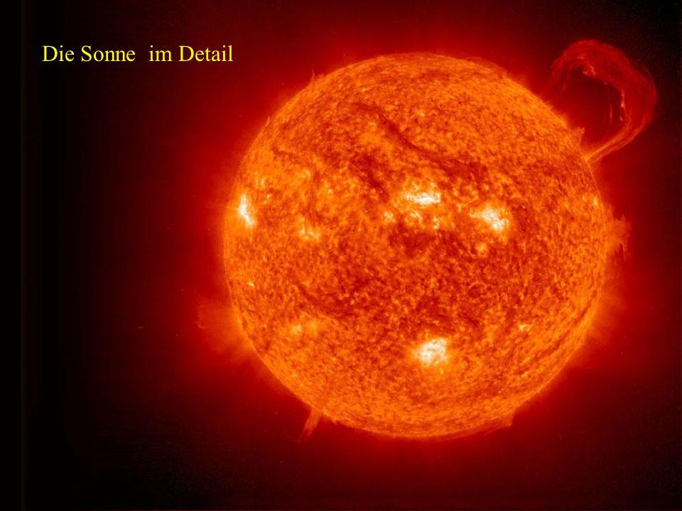 Nochmals das Sonnensystem