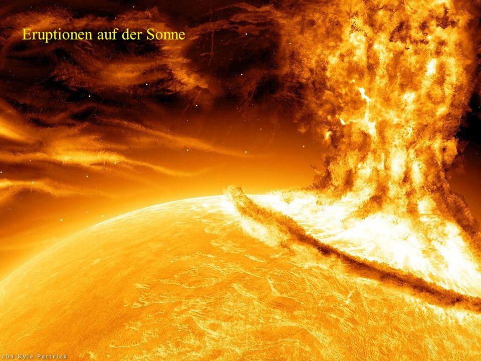 Die Sonne im Detail