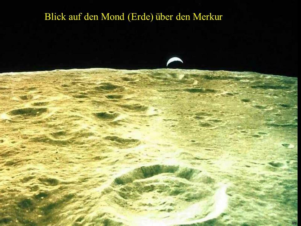 Planet Merkur Der kleinste Planet zieht auch die engste Umlaufbahn um die Sonne