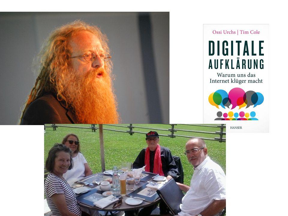 """These 1 """"Alles was sich digitalisieren lässt, wird digitalisiert."""