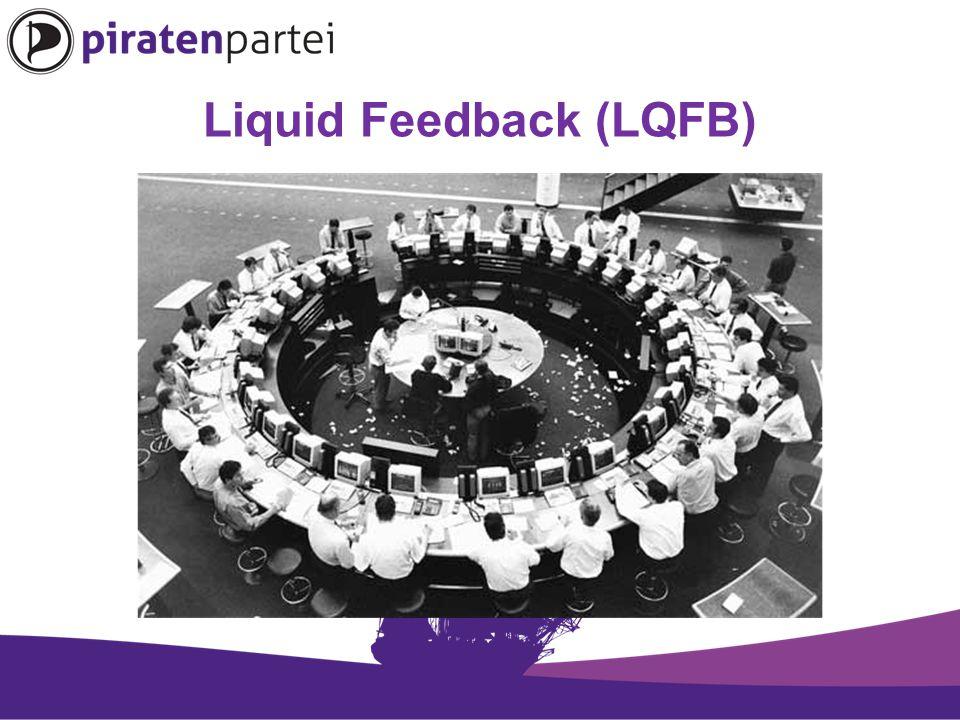 Liquid Feedback (LQFB)