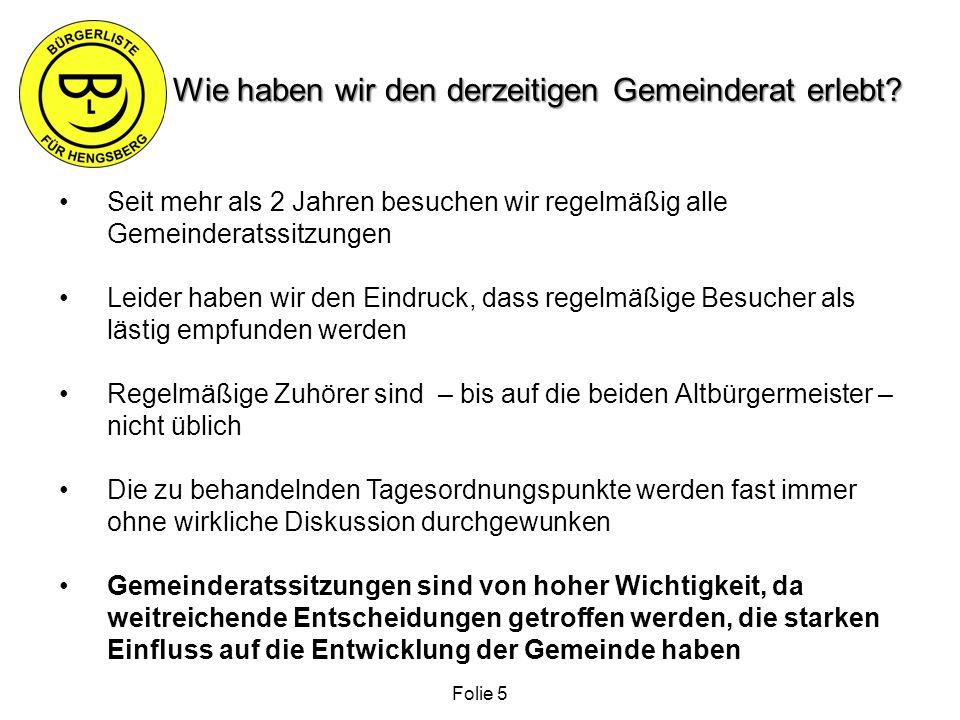 Analysebericht zur Gemeindestrukturreform der Gemeinden Hengsberg – Lang - Lebring diverse Förderungen im Vergleich: Folie 16