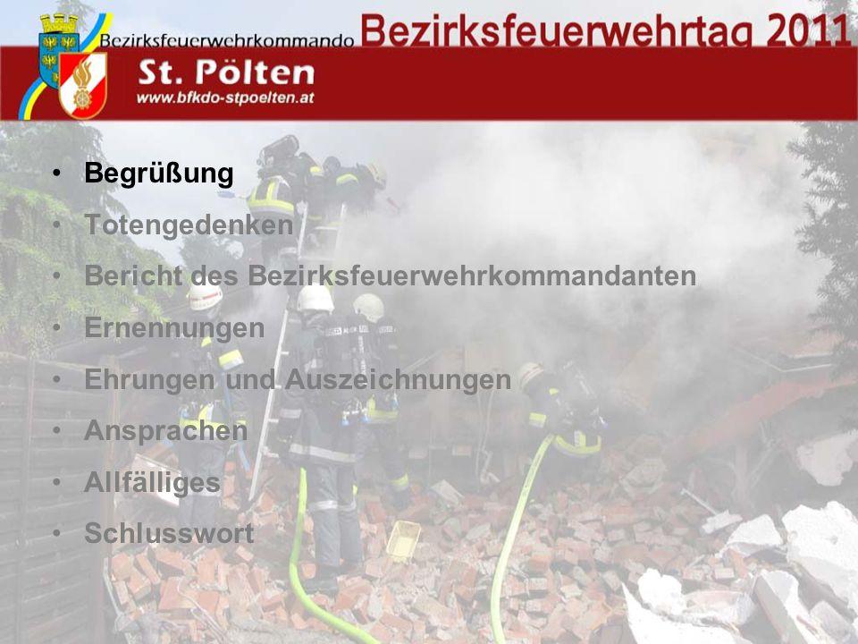 540 Feuerwehrjugendmitglieder 17,6% Mädchenanteil 92176 aufgewendete Stunden