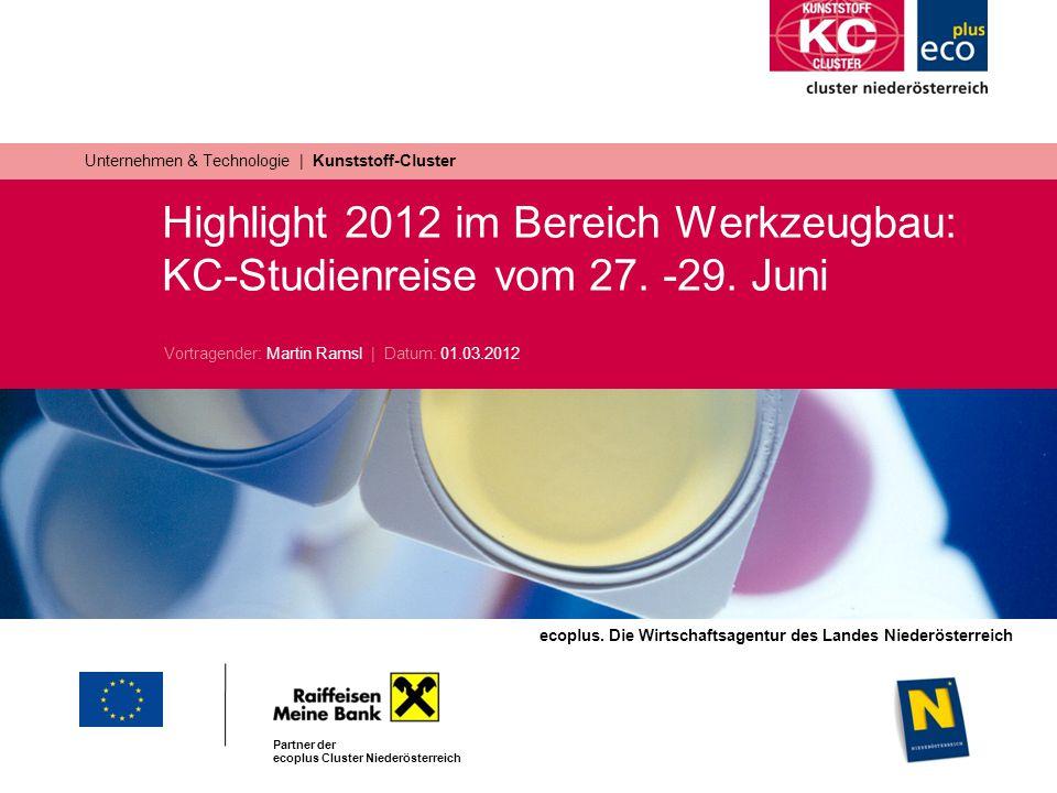 2 KC Studienreise Deutschland Highlight 2012: Wann: 27.06.2012 bis 29.06.2012.