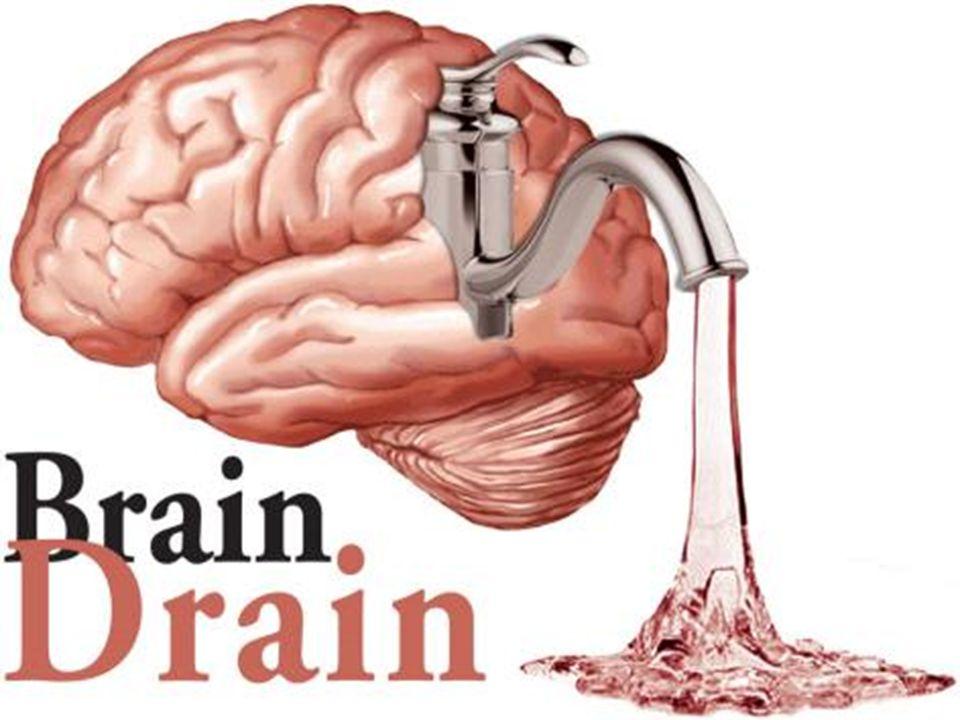 """Plan Plan Einleitung Einleitung Definition des Begriffes Definition des Begriffes """"Brain Drain ."""