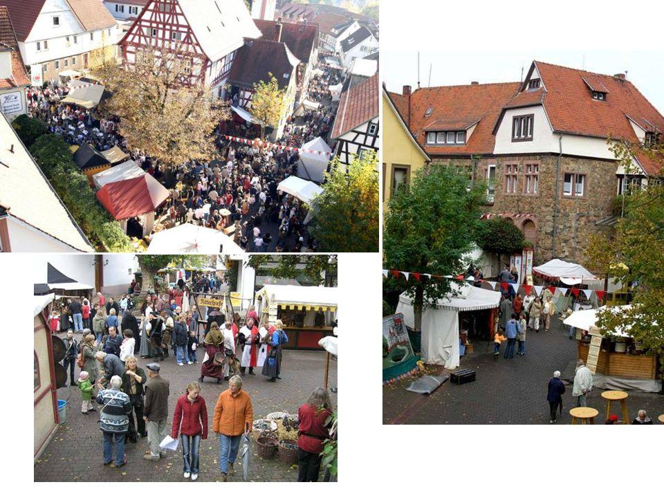 unser schönstes Fest da ist unser Städtchen immer rappelvoll mit Menschen aus ganz Deutschland.