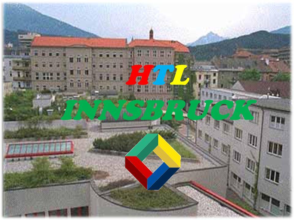 HTL IBK Direktor Mag. Günter Laner Seit 2013 Direktor an der HTL IBK