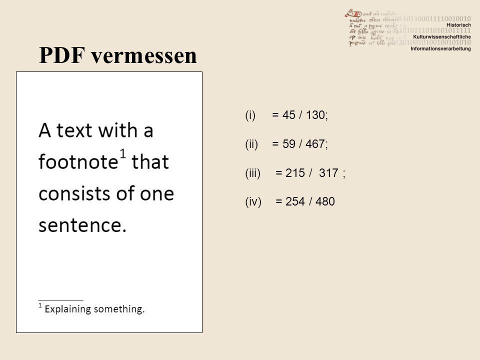 (i)= 45 / 130; (ii)= 59 / 467; (iii) = 215 / 317 ; (iv) = 254 / 480 PDF vermessen