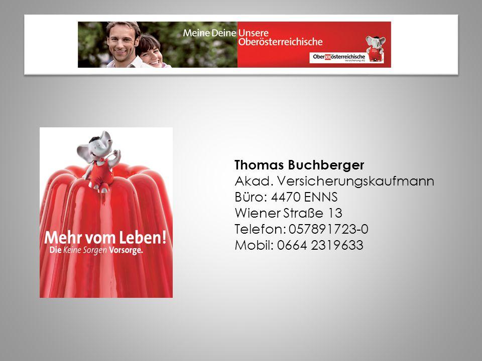 Thomas Buchberger Akad.