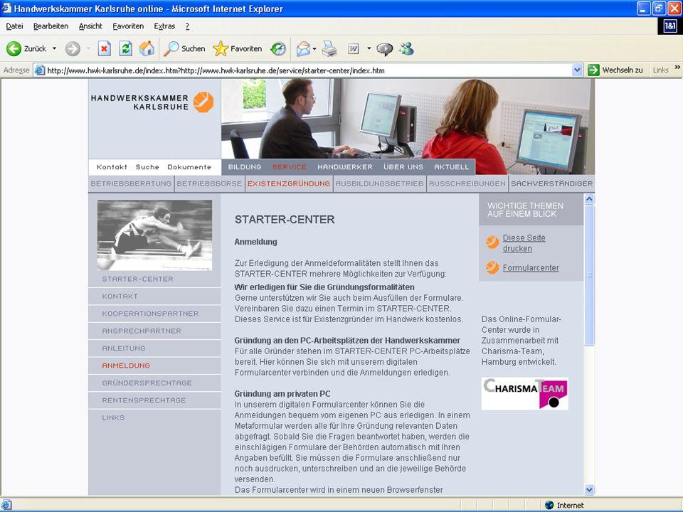INNENMINISTERIUM Stabsstelle für Verwaltungsreform