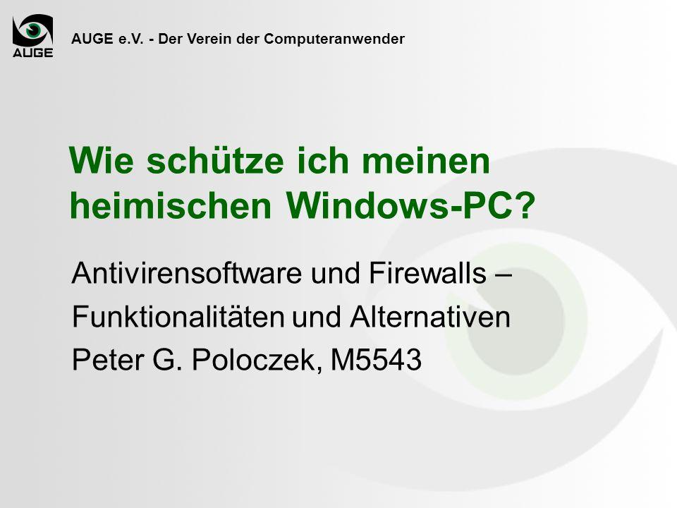 Jürgen Thau & Peter G.Poloczek IX/09 Folie 12 Und Microsoft.