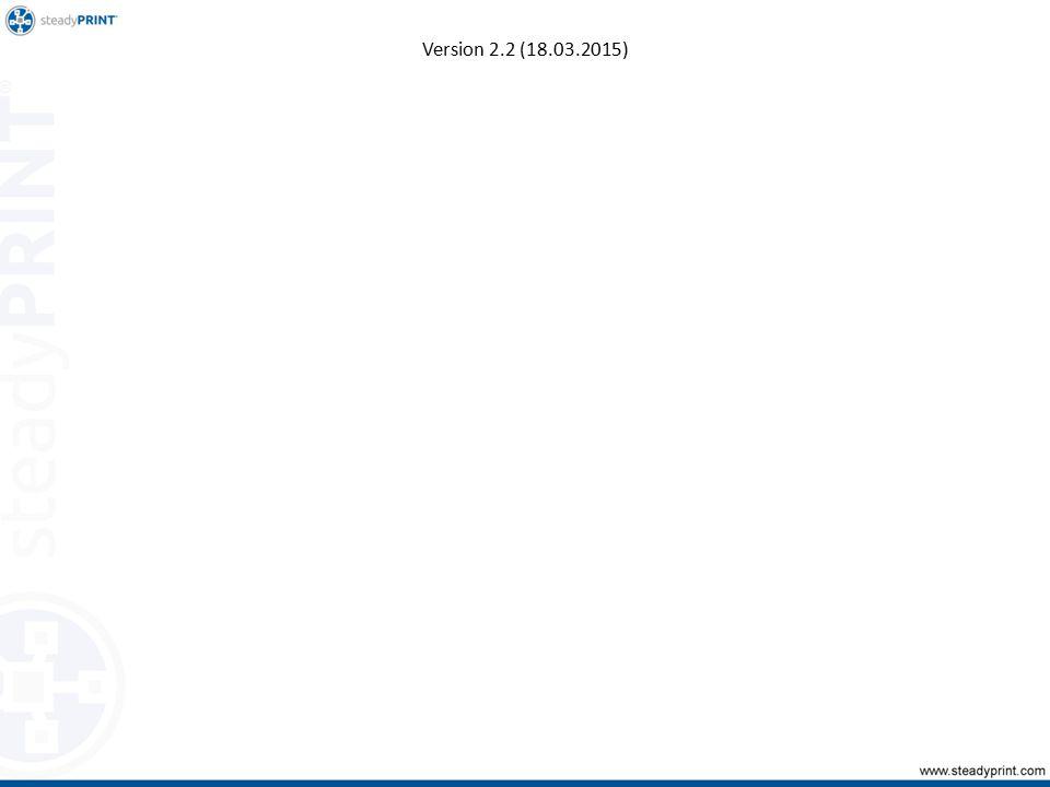 Version 2.2 (18.03.2015)