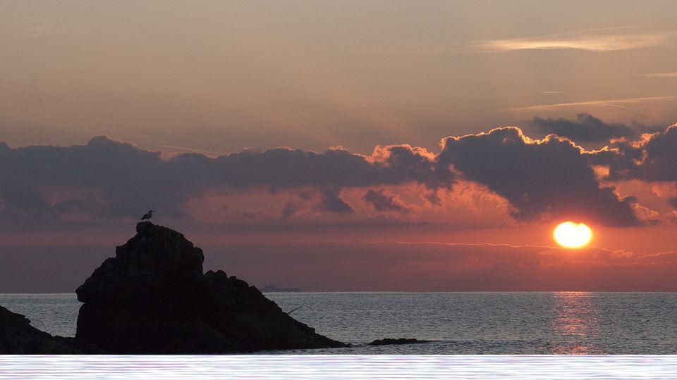 Es gibt Menschen, die sind wie das Meer. Ihre Freundschaft ist wie ein schöner Platz am Strand. (unbekannt)