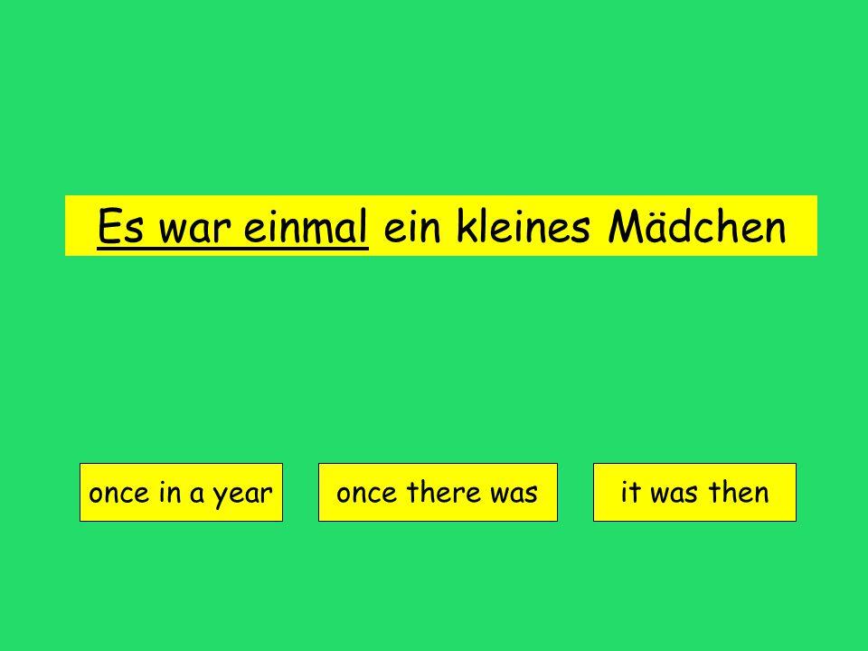 Märchen = fairy tale