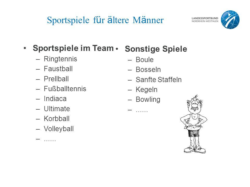 Sonstige Spiele –Boule –Bosseln –Sanfte Staffeln –Kegeln –Bowling –......