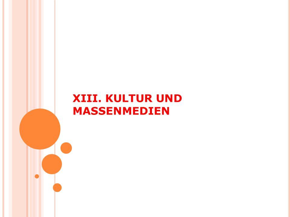 - ARD - ZDF - RTL - SAT. 1 - Pro 7 4) Hörfunk und Fernsehen