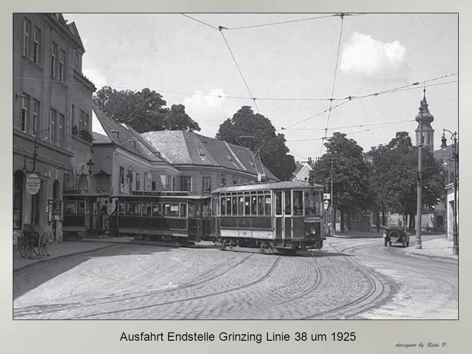 Endstelle Neuwaldegg um1925