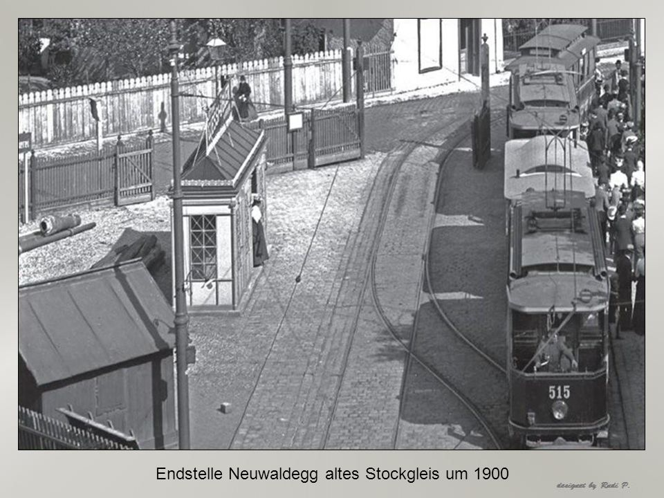 Hetzendorfer Straße / Südbahnbrücke um 1940