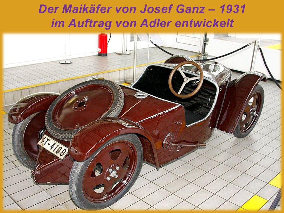 Lohner Porsche Hybrid - 1902