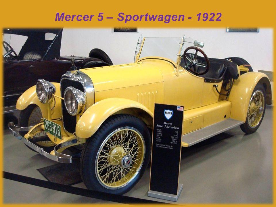 Mercedes 130 - 1935