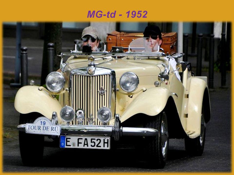 Mercer 5 – Sportwagen - 1922
