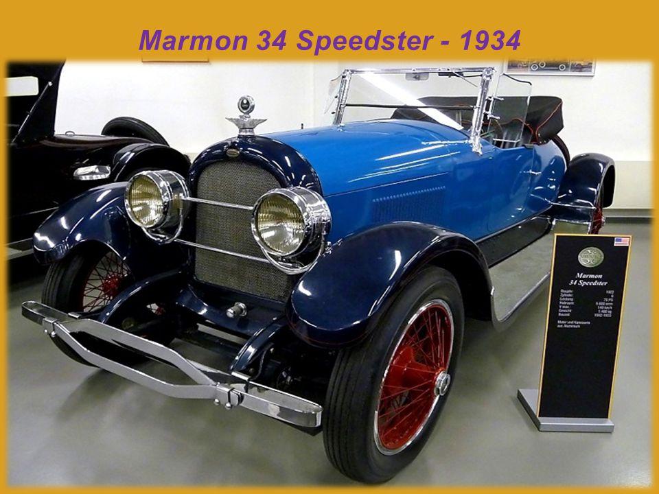 American Austin - 1931