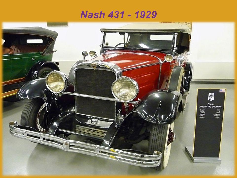Marmon 34 Speedster - 1934