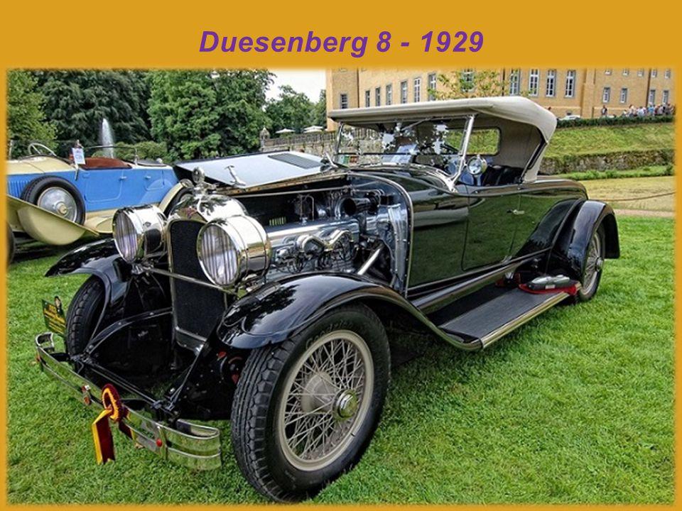 Bugatti Biplase Sport 35b - 1927