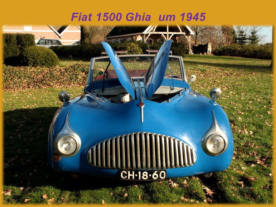 Fiat 1500 Ghia um !945