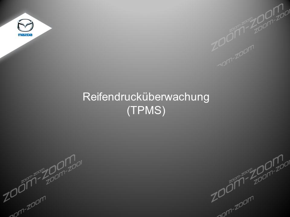 Reifendrucküberwachung (TPMS)