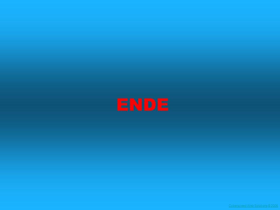 Cyberspeed Web SolutionsCyberspeed Web Solutions © 2005© 2005 ENDE
